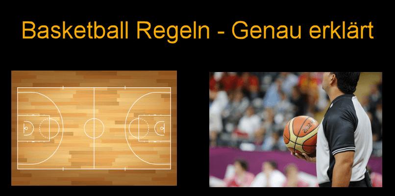 Basketball Regeln - Genau erkl