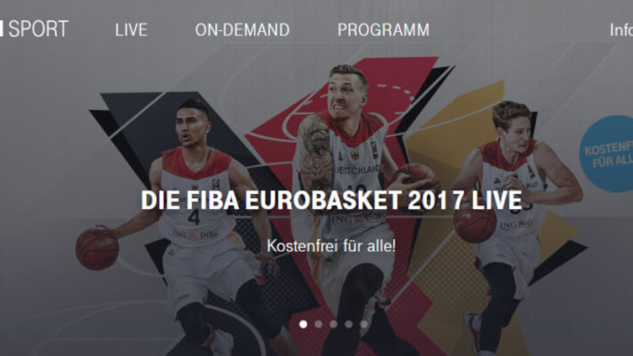 basketball em live stream
