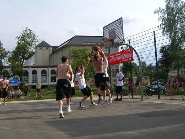 Streetball Regeln - Chemnitz Crunchtime Turnier 2008
