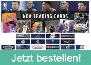 NBA Trading Card Banner
